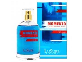 Luxure parfumes Momento, pánská toaletní voda | evelio.cz