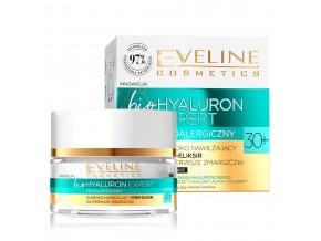 Eveline cosmetics bio Hyaluron Expert Pleťový krém 30+ | evelio.cz