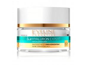 Eveline cosmetics bio Hyaluron Expert Pleťový krém 60+ | evelio.cz