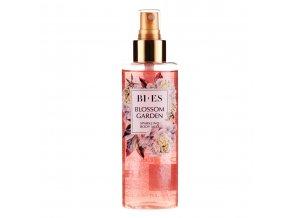 Bi es body mist sparkling blossom Garden 200 ml | evelio.cz