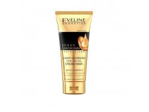 Eveline cosmetics Argan oil a macadamia krém na ruce | evelio.cz