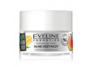Eveline cosmetics I love vegan food Regenerační pleťový krém | evelio.cz