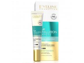 Eveline cosmetics Bio hyaluron expert Mutli výživný oční krém | evelio.cz