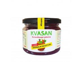 KVASAN CHILLI 290g, kvašená zelenina s chilli | evelio.cz