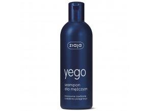 Ziaja Yego šampon na vlasy pro muže | evelio.cz
