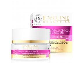 Eveline cosmetics bioBakuchiol Silně vyhlazující ple´tový krém 40+ | evelio.cz