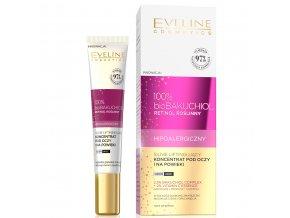 Eveline cosmetics bio BAKUCHIOL Liftingující oční krém na okolí očí a oční víčka 50 ml | evelio.cz
