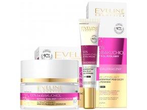 Eveline cosmetics bio bakuchiol sada 60+