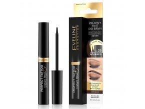 Eveline cosmetics Perfect TATOO Gelový tint na obočí 6 ml | evelio.cz