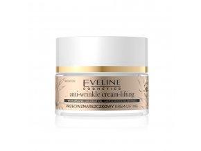 Eveline cosmetics ORGANIC GOLD Protivráskový pleťový krém 50 ml | evelio.cz