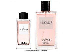 Luxure parfumes IMPRESSIVE parfémovaná voda pro ženy 100 ml | EVELIO.CZ