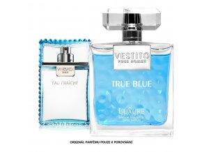 Luxure parfumes True Blue toaletní voda pro muže 100 ml | evelio.cz
