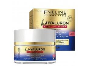 biohyaluron 3X retinol pleťový krém 70+2