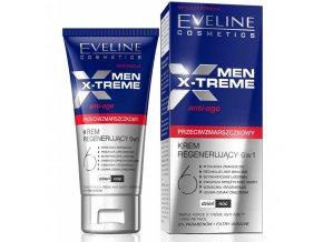 Eveline cosmetics Men X treme protivráskový krém | evelio.cz