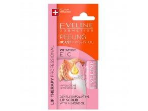 Peeling na rty Eveline Lip Scrub | evelio.cz