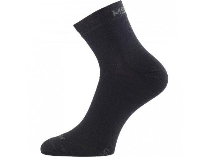 lasting merino ponozky who cerne