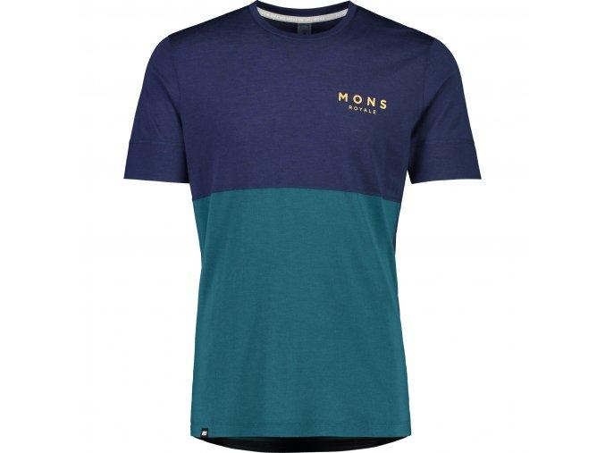 mons royale cadence tee shirt 100329 5 959327