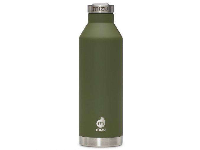 Mizu TERMOSKA V8 ENDURO Army Green 750 ml