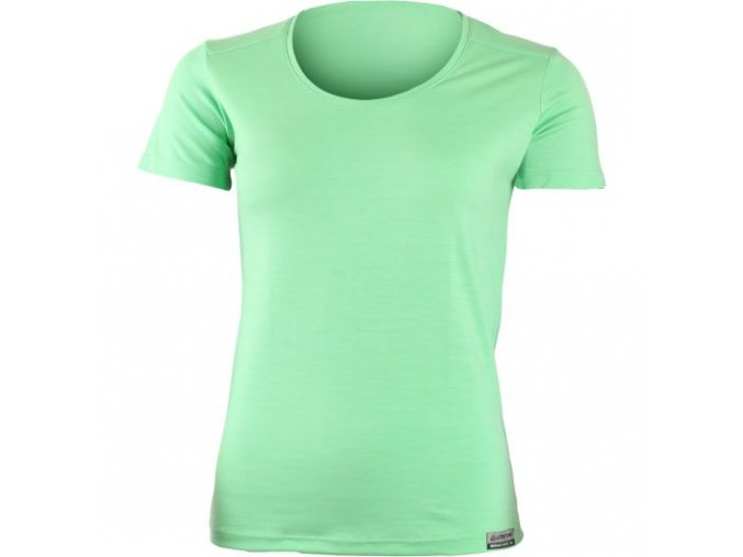 lasting damske merino triko irena zelene