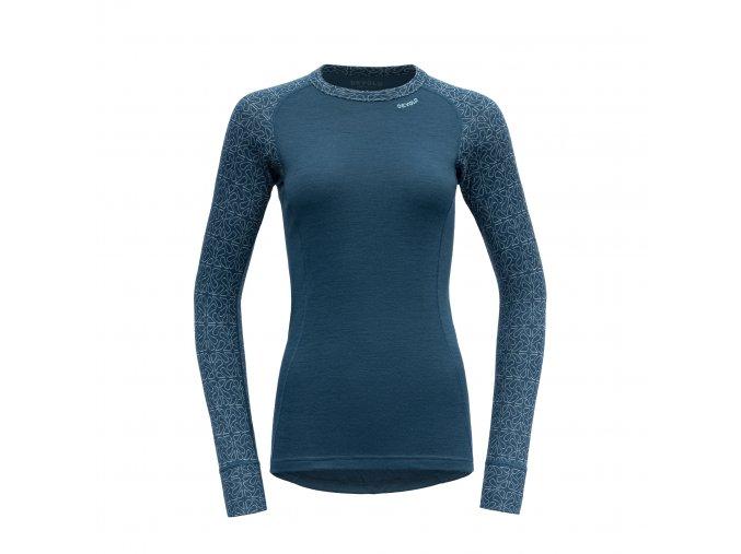 257ccf1d damske triko devold duo active woman shirt