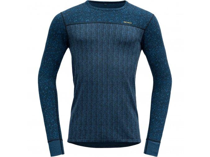 devold kvitegga reversible man baselayer shirt 258 blue 2 1037631
