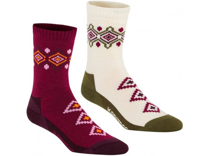 1093627 001 pic1 kari traa women s inka 2 pack socks fan kari traa women s inka 2 pack socks fan