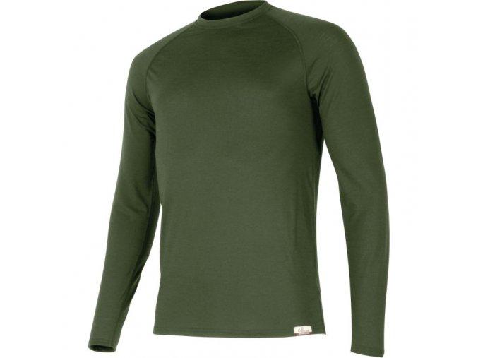 lasting panske merino triko atar zelene