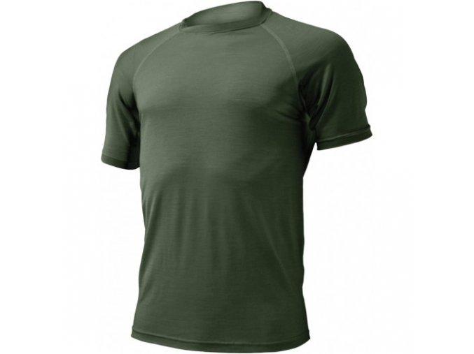 lasting panske merino triko quido zelene