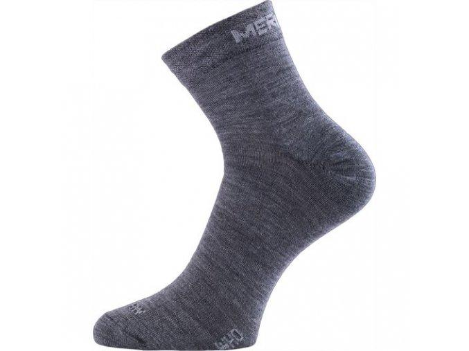 who 504 modre ponozky z merino vlny