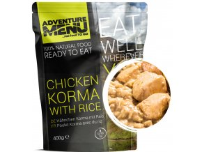 p Chicken Korma with rice scaled