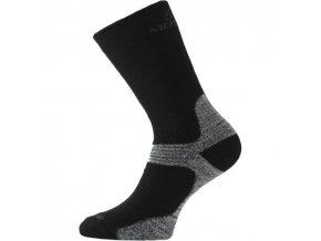 lasting merino ponozky wsb cerne