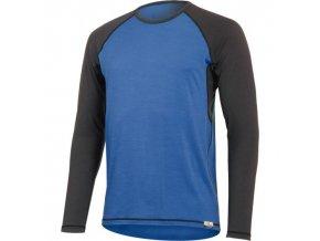 lasting panske merino triko mario modre