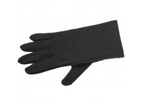 lasting merino rukavice rok cerne