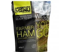 Farmer ham with lentil ragout pp scaled (1)