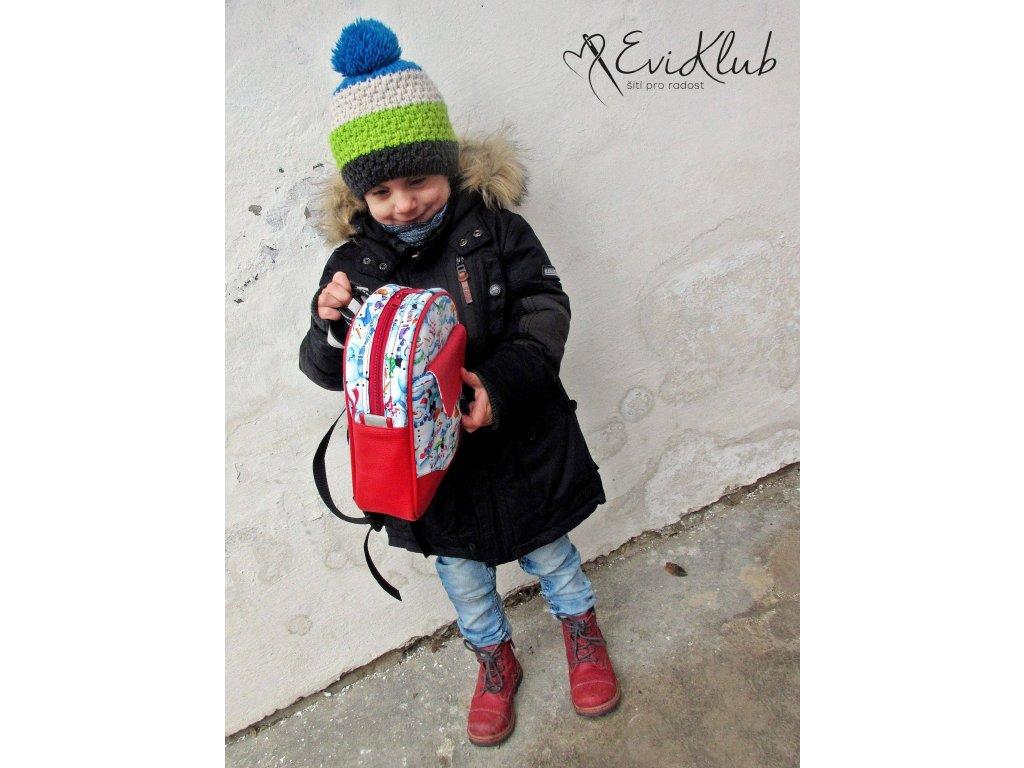 děstký batůžek Bea