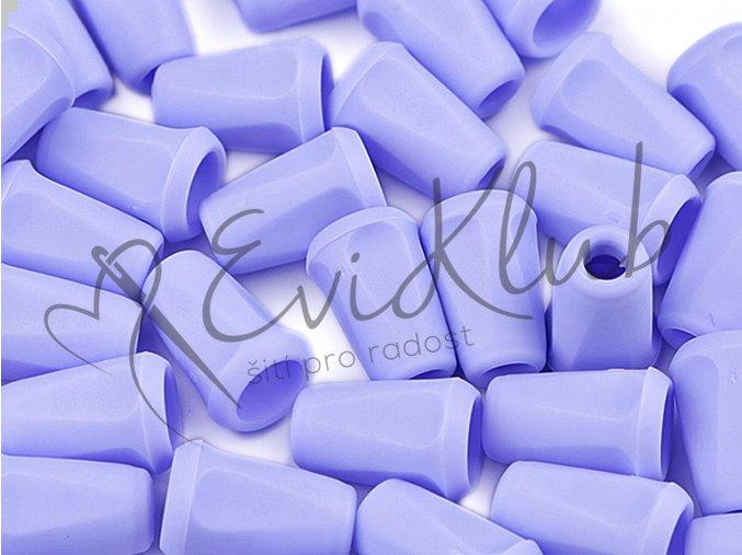 světle fialková - fialkově modrá