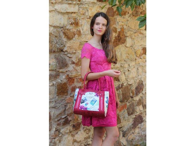 Rose - pink Paris