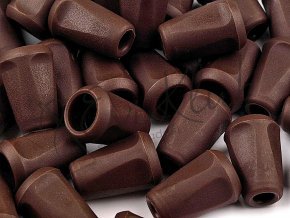 hnědá čokoládová