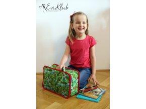 dětský kufřík