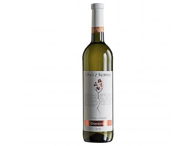 Chardonnay vyber z hroznu 2015