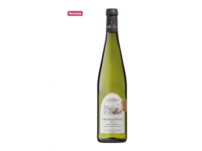 Chardonnay, Pozdní sběr 2019, ANNOVINO