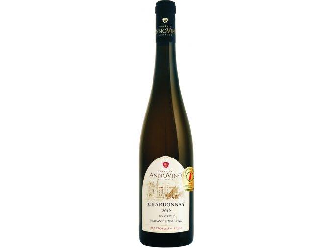 Chardonnay 2019, MZV, AnnoVino