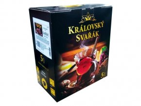 Královský svařák Bag in Box 5l