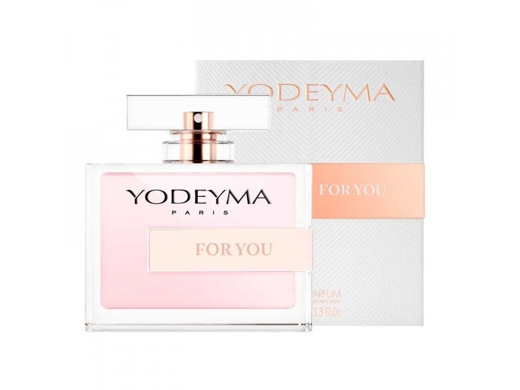 YODEYMA For You EDP (Balenie 100 ml)