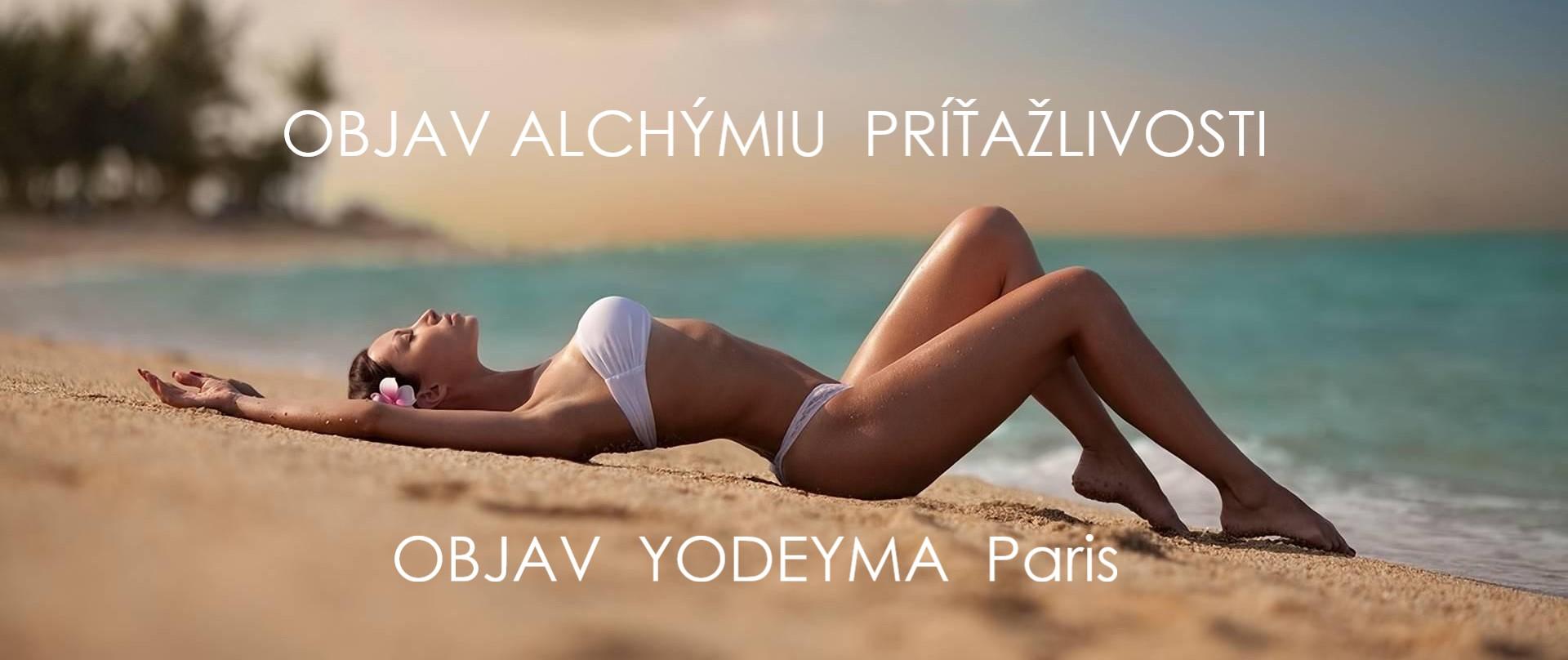 Parfémy Yodeyma Paris