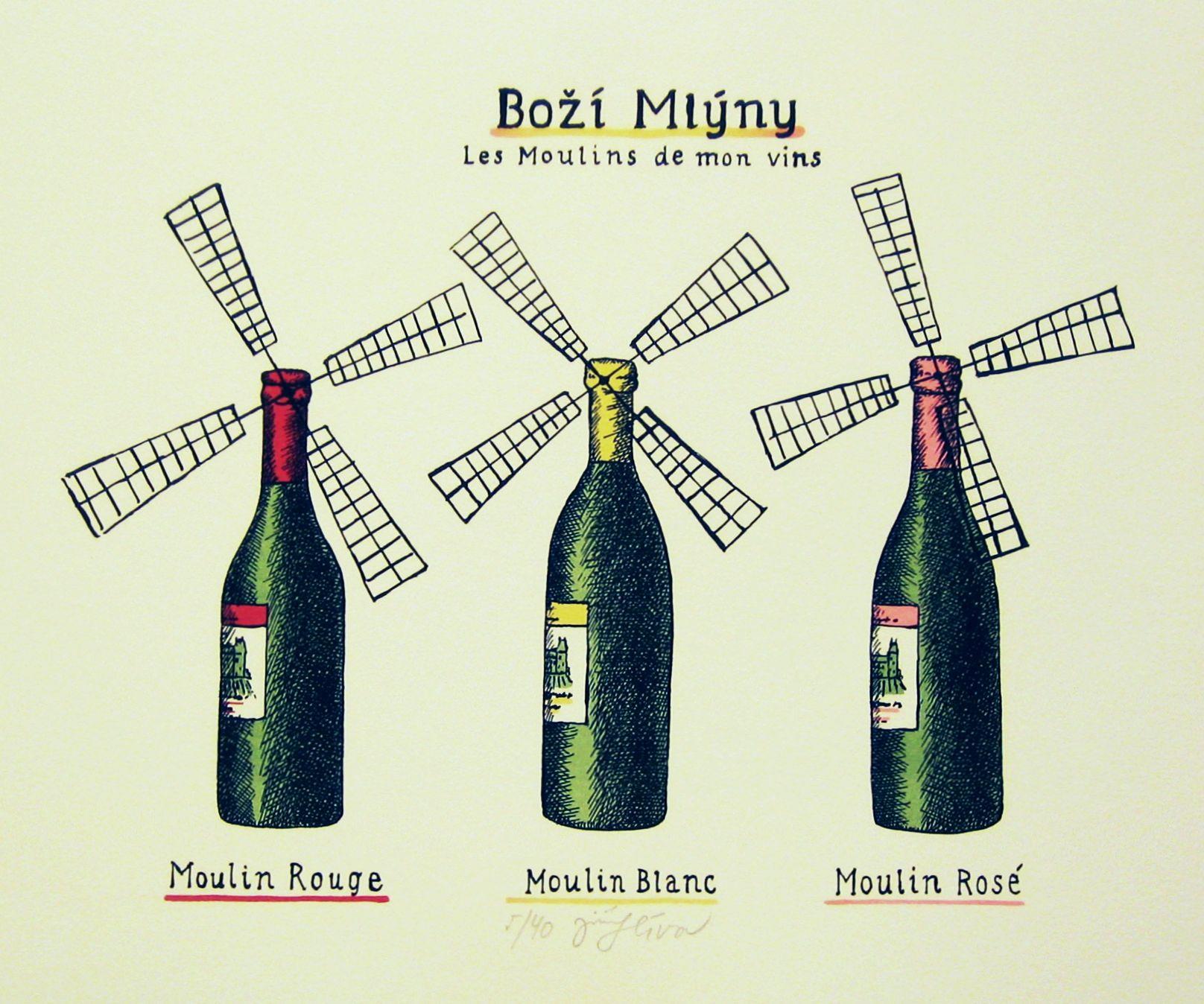 Vínotečka - červen 2021
