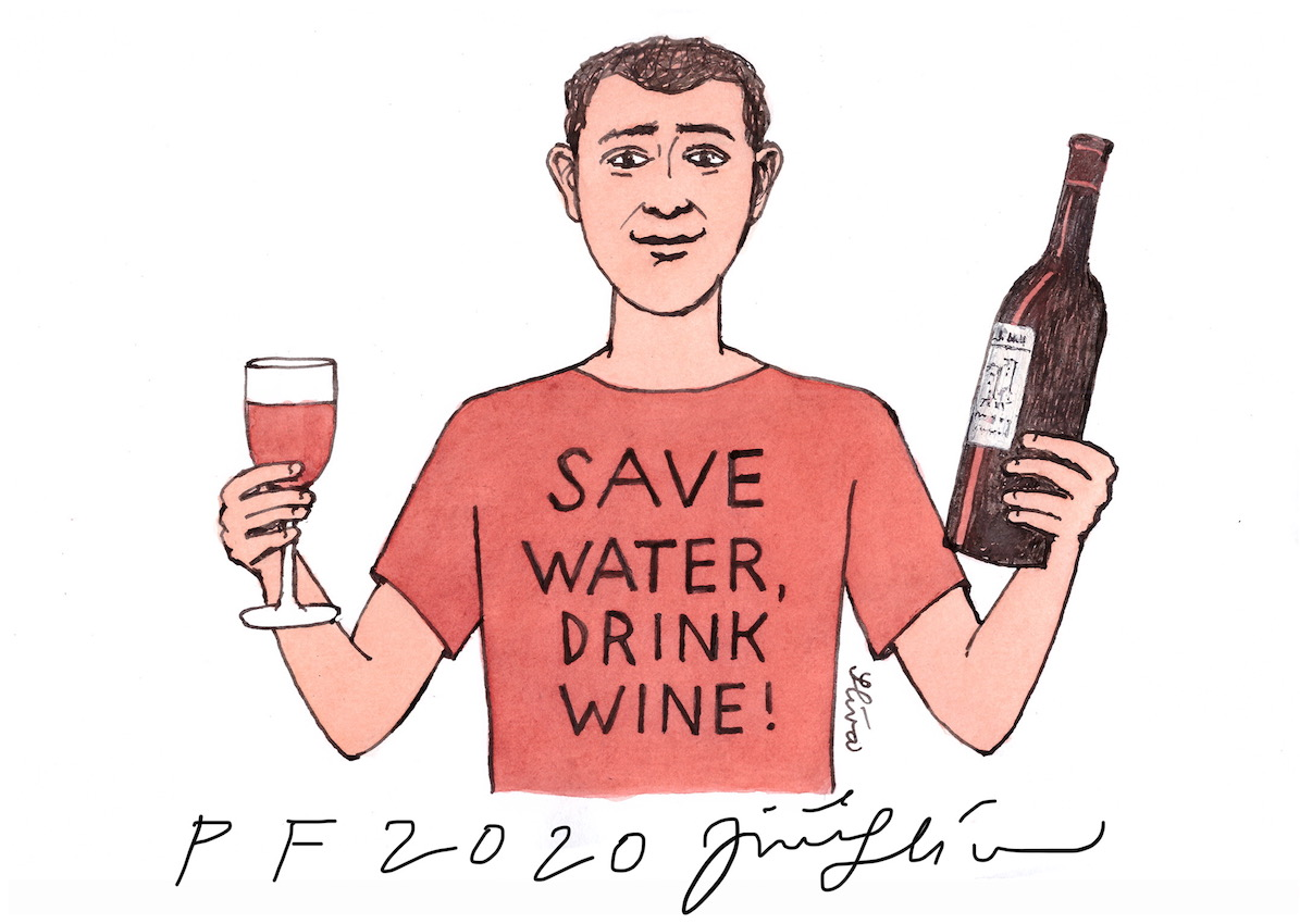 Vínotečka - leden 2020
