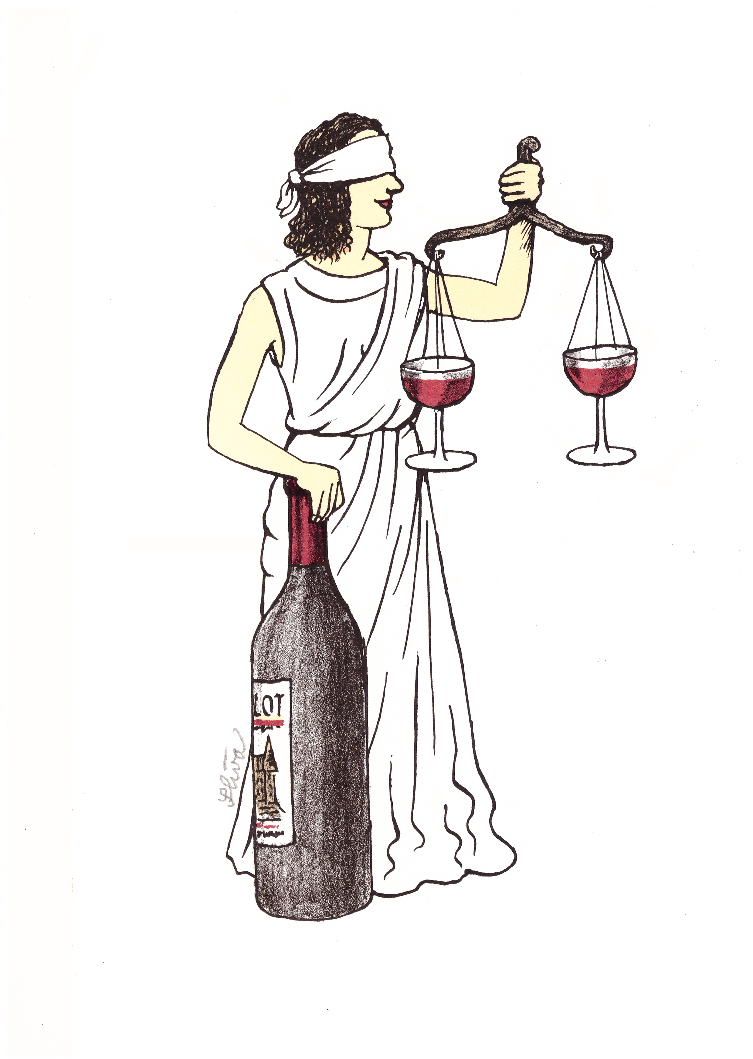 Vínotečka - červenec 2020