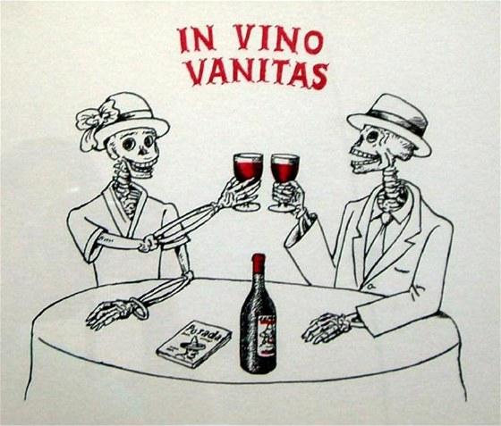 Vínotečka - březen 2020