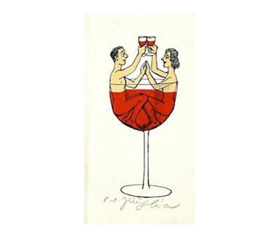 Vínotečka - duben 2020